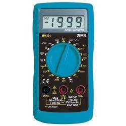 Digitális multiméter EM391