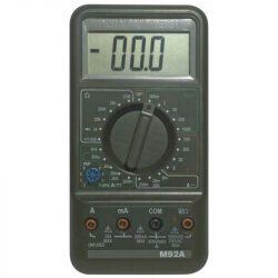 Digitális multiméter M92A