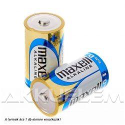 Maxell LR20 1,5V D elem (ár/db)