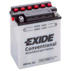Exide EB14L-A2 12V 14Ah 145A motorakku