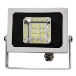 V-TAC SLIM 10W 800lm reflektor fehér színű