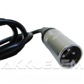 AccuPower APLC10S2A 10 cellás 2A Li-ion/Li-po töltő