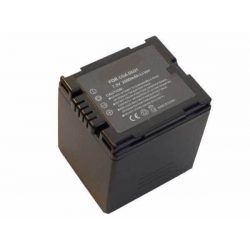Panasonic CGA-DU21 7,2V 2500mAh kamera akkumulátor – utángyártott