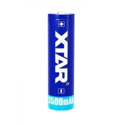 XTAR 18650 3500mAh 3,6V Li-ion akkumulátor PCB