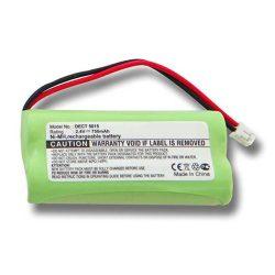 Audioline Dect 5015 akku 2.4V 750mAh utángyártott akku