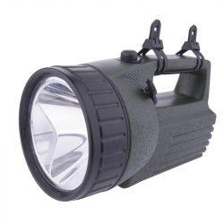 JML3810 10W LED reflektor P2307 tölthető, adapterrel
