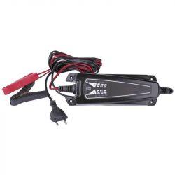 EE04A 6V12V 4A autó és motor akkumulátor töltő