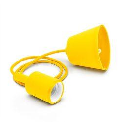Phenom E27 max. 60W függő lámpatest sárga színű