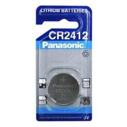 Panasonic CR 2412 3V lítium gombelem
