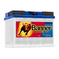 Banner Energy Bull 12V 60Ah munka akkumulátor 955 01