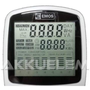 Hálózati fogyasztásmérő P5821