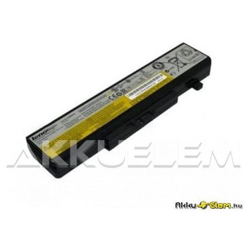 Lenovo IdeaPad B580 Edge E530 11,1V 5200mAh notebook akkumulátor utángyártott