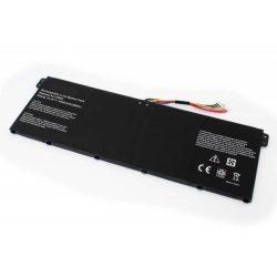 TitanEnergy Acer AC14B8K 15,2V 3000mAh utángyártott notebook akkumulátor
