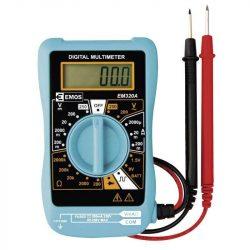Digitális multiméter EM320A