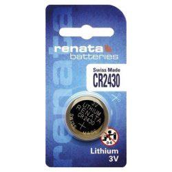Renata CR 2430 3V lítium gombelem