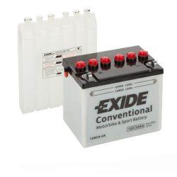 Exide 12N24-4A motorkerékpár akkumulátor 12V 24Ah 200A BAL+