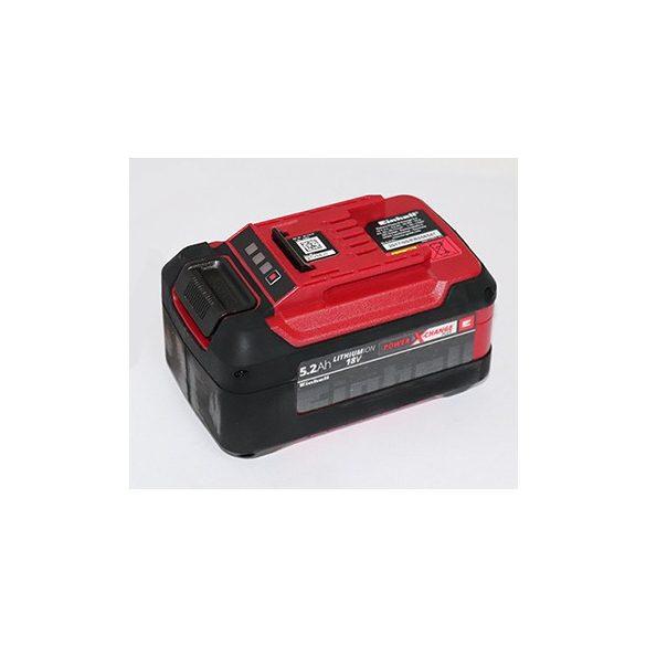 Einhell 18V 5,2Ah Power Exchange Li-ion szerszámgép akkumulátor