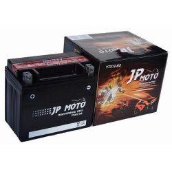 JP Moto YTX12-BS motorkerékpár akkumulátor 12V 10Ah 160A BAL+