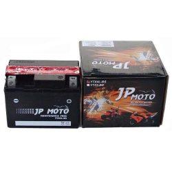 JP Moto YTX4L-BS motorkerékpár akkumulátor 12V 3Ah 40A JOBB+