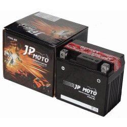 JP Moto YTX5L-BS motorkerékpár akkumulátor 12V 4Ah 55A JOBB+