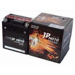 JP Moto YTX7L-BS motorkerékpár akkumulátor 12V 6Ah 75A JOBB+