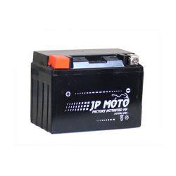 JP Moto YTZ14-BS motorkerékpár akkumulátor 12V 12Ah 140A BAL+
