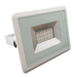 """V-TAC """"E-széria"""" 10W 850lm 3000K LED-reflektor fehér színű burkolat, meleg fehér fény"""