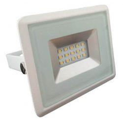 """V-TAC """"E-széria"""" 10W 850lm 4000K LED-reflektor fehér színű burkolat, természetes fehér fény"""