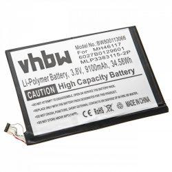 TitanEnergy HP Pavilion DV3-2000 10,8V 5200mAh laptop utángyártott akkumulátor