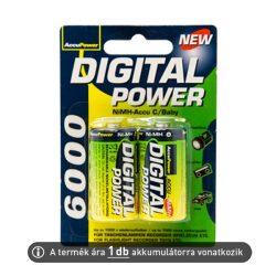 Digital Power 6000mAh C akkumulátor (ár/db)