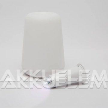 Éjjelifény lámpa 2in1 zseblámpával, RGB fényes 20280