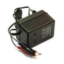 6V 1A ólomsavas akkumulátor töltő