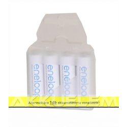 Eneloop 1900mAh NiMh AA elemméretű akkumulátor ár/db fehér doboz