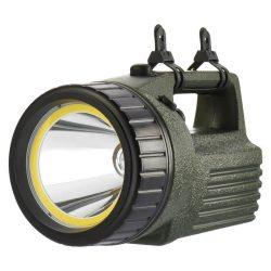 Tölthető LED reflektor 10W + 3W COB LED JML3810 P2308