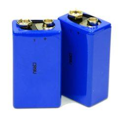 ER9V líthium elem 9V 1200mAh