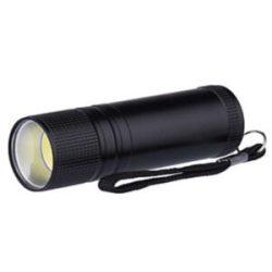 P3894 LED 3W 100lm zseblámpa fémből