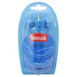 MAXELL EB-98 fülhallgató kék színű