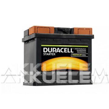 Duracell Prémium 12V 45Ah 400A JOBB+ autó akkumulátor