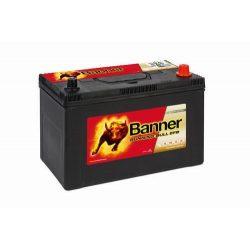 Banner Running Bull 12V 95Ah 760A 59515 EFB autó akkumulátor JOBB+
