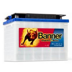 Banner Energy Bull 95551 12V 72Ah munka akkumulátor BAL+