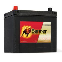 Banner Running Bull EFB 56516 12V 550A 65Ah autó akkumulátor ASIA BAL+