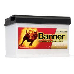 Banner Running Bull EFB 57011 12V 660A 70Ah autó akkumulátor JOBB+