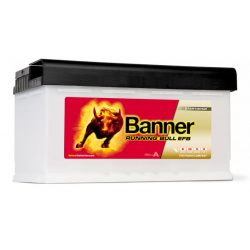 Banner Running Bull EFB 58011 12V 780A 80Ah autó akkumulátor JOBB+