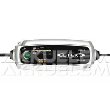 CTEK MXS 3.8 autó akkumulátor töltő 12V