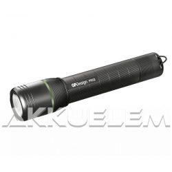 GP PR52 5W 450lm taktikai lámpa Cree XP-G2 LED, 18650 akku