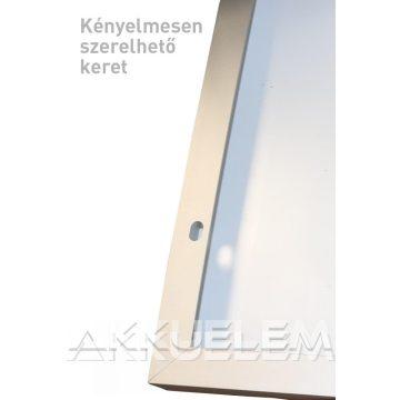 Napelem panel 10W 290x330x25mm