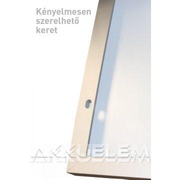 Napelem panel 20W 505x353x25mm