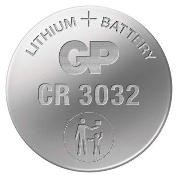Panasonic CR 3032 Lítium gombelem 3V