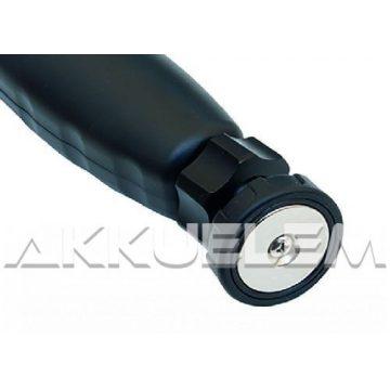 Arcas 40COB 8W szerelőlámpa tölthető, mágneses