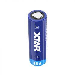 XTAR 21700 3750mAh 3,6V Li-ion nagyáramú akkumulátor